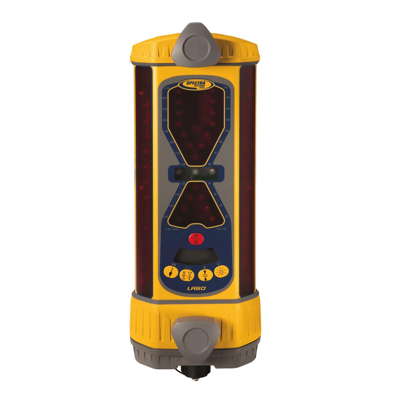 SPECTRA Maskinmodtager LR60 - Værktøj -> Laser og måleinstrumenter -> Laser -> Modtager|Værktøj -> Laser og måleinstrumenter -> Laser -> Maskinmodtager|Værktøj -> Laser og måleinstrumenter -> Laser|Værktøj -> Laser og måleinstrumenter|Mærker -> Spectra -&