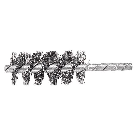 WOLFCRAFT Stålbørste, cylindrisk 28x60x90mm - Værktøj -> El-værktøj -> Tilbehør til el-værktøj -> Sandpapir/poler -> Stålbørste|Værktøj -> El-værktøj -> Tilbehør til el-værktøj|Mærker -> Wolfcraft