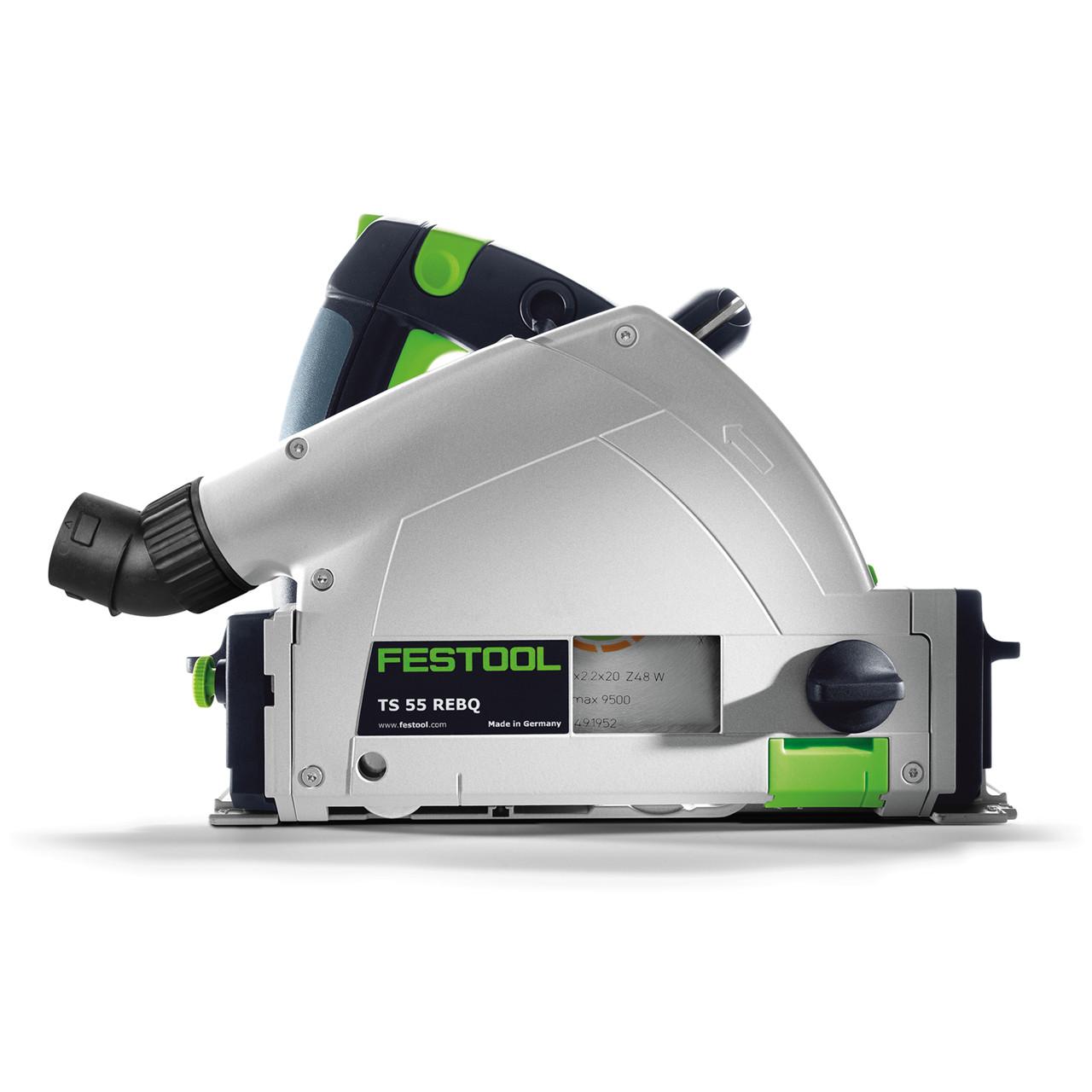 Festool 561580 Tauchsäge TS 55 REBQ-Plus-FS