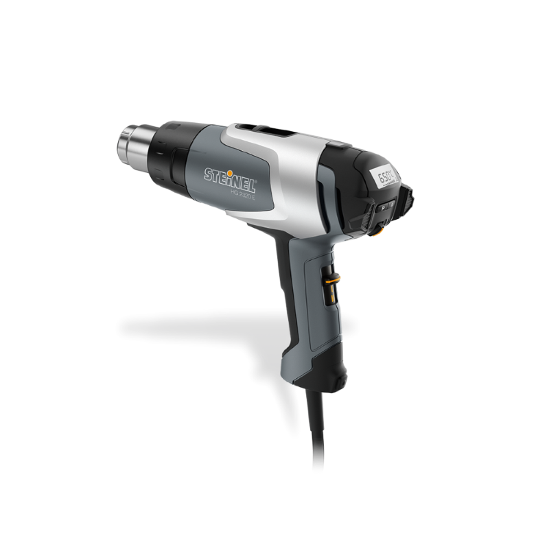 STEINEL Varmluftblæser HG2320E 2300W 80-650 grader. Digital - Værktøj -> El-værktøj -> 230V maskiner -> Diverse -> Varme-/limpistoler -> Varmepistoler|Værktøj -> El-værktøj -> 230V maskiner -> Diverse -> Varme-/limpistoler|Værktøj -> El-værktøj -> 230V maskiner -> Diverse|Værktøj