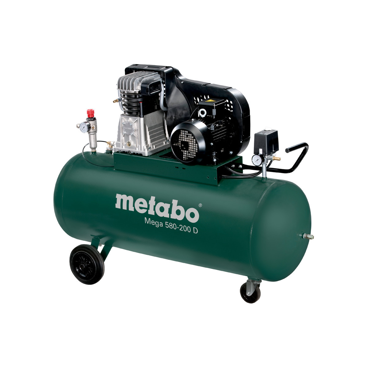 Metabo 601588000 Kompressor Mega 580-200 D3,0KW