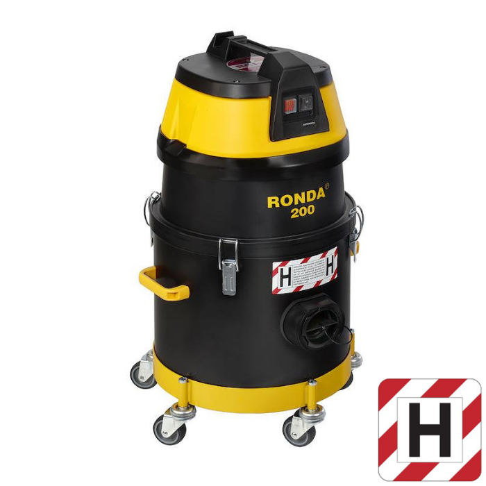 RONDA støvsuger 200H Power HEPA - Klima -> Støvsuger -> H-klasse støvsuger|Klima -> Støvsuger -> Støvsuger|Klima -> Støvsuger|Klima|Mærker -> Ronda|Mærker -> Faggruppe -> Skadeservice