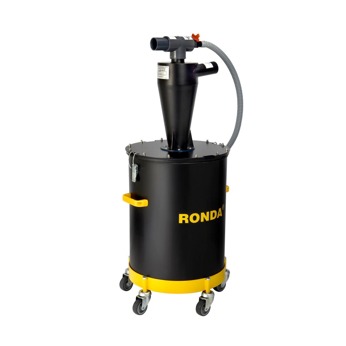 Billede af RONDA cyklonfilter CF-502P/Ø50 forudskiller