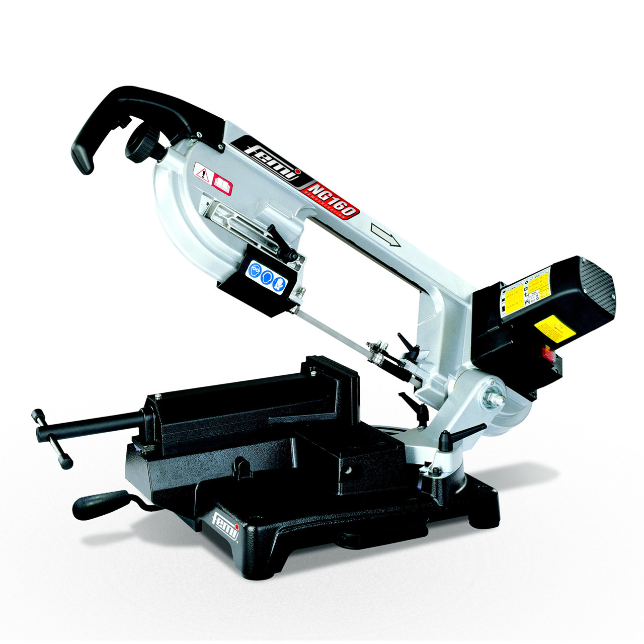 FEMI Båndsav NG160 2000W - Værktøj -> El-værktøj -> 230V maskiner -> Stationære maskiner Værktøj -> El-værktøj -> 230V maskiner -> Diverse Værktøj -> El-værktøj -> 230V maskiner Værktøj -> El-værktøj Mærker -> FEMI maskiner