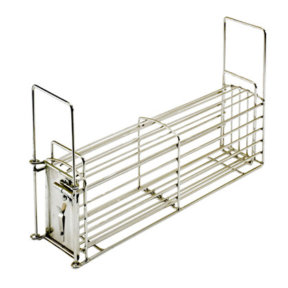 "HG Sorting trap, Stainless, female 4""x5""x18"""