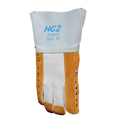 Handske HG 2 højre Str. 10