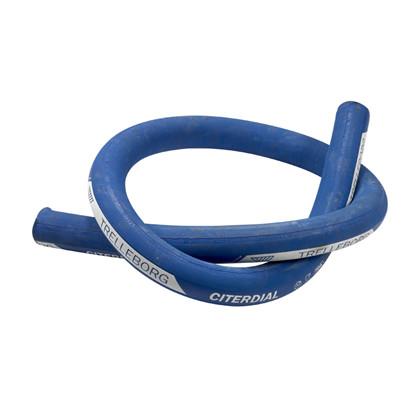 Foderslange  63 mm. blå  pr. mtr.