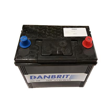 Battery 40Ah til Superskub