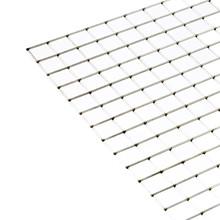 """Foder-/bagtråd rustfri stål 12"""" x 77""""  1"""" x 1"""" x 2,00 mm"""