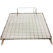 """HG Cage door ZinkAlu 11""""x12"""" ½""""x1""""x1,75/2,05mm"""