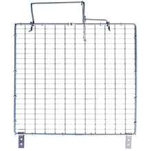 "HG Cage door Stainless 11""x12"" ½""x1""x1,60mm"