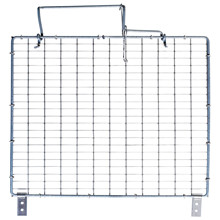 "HG Cage door Stainless 12""x12"" ½""x1""x1,60mm"