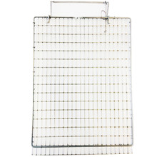 "HG Cage door top Stainless 16""x11,5"" ½""x1""x1,60mm"