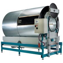 HG Self emptying body drum Ø150 3x400+0+PE (Capacity 125 Males)
