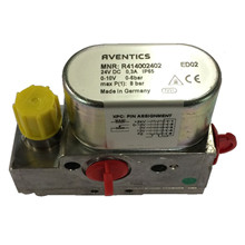 Regulator elektryczny 0,5-6 Bar 0-10VDC Bosch ED02 R414002402