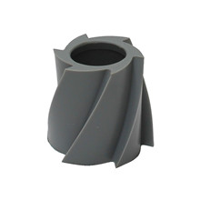 HG Scrape roll 100mm SH90 Grey