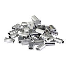 Aluminiums låse for skrabesnor Låsebøsning