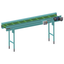 HG Conveyor 500x3000mm With legs