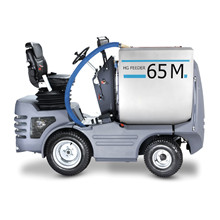 HG Feeder 65M 2 speed Mixer Configured