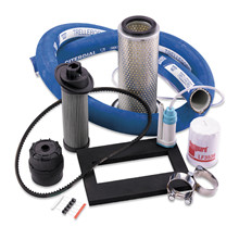Spare part kit, HG Feeder 100/125/160 Consumption set /1000 hours