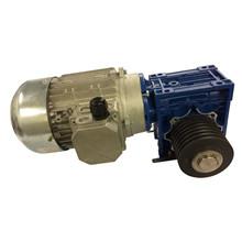 Komplet Gearmotor  80 mm. træk