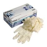 Rękawice gumowe jednorazowe 100 szt/karton. Rozmiar 10