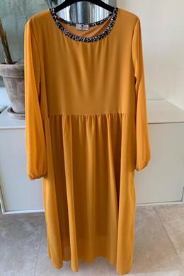 8756bba7443a Olivia dress w. Leo details