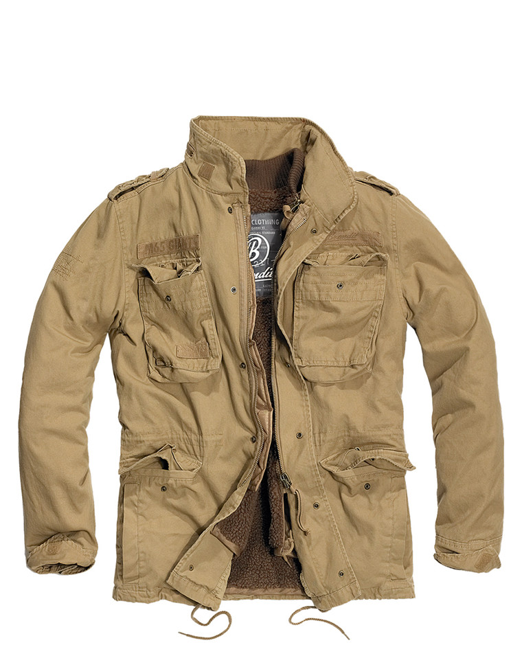 Brandit M65 Giant Jacket | Army jacket outfits, Us army