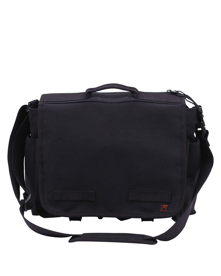 Rothco Concealed Carry On Bag Black Sports Duffel Bags
