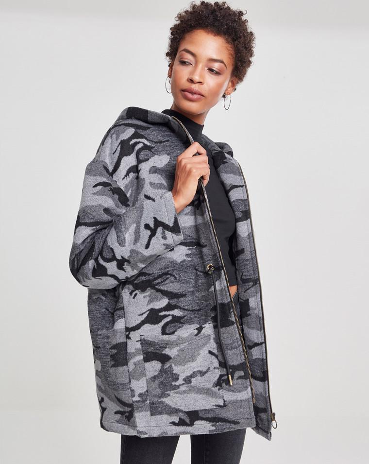 Militære vinterjakker til dame | Army Star
