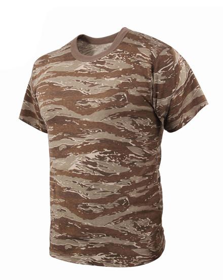 Kamuflasje og militær t skjorter til menn | Army Star