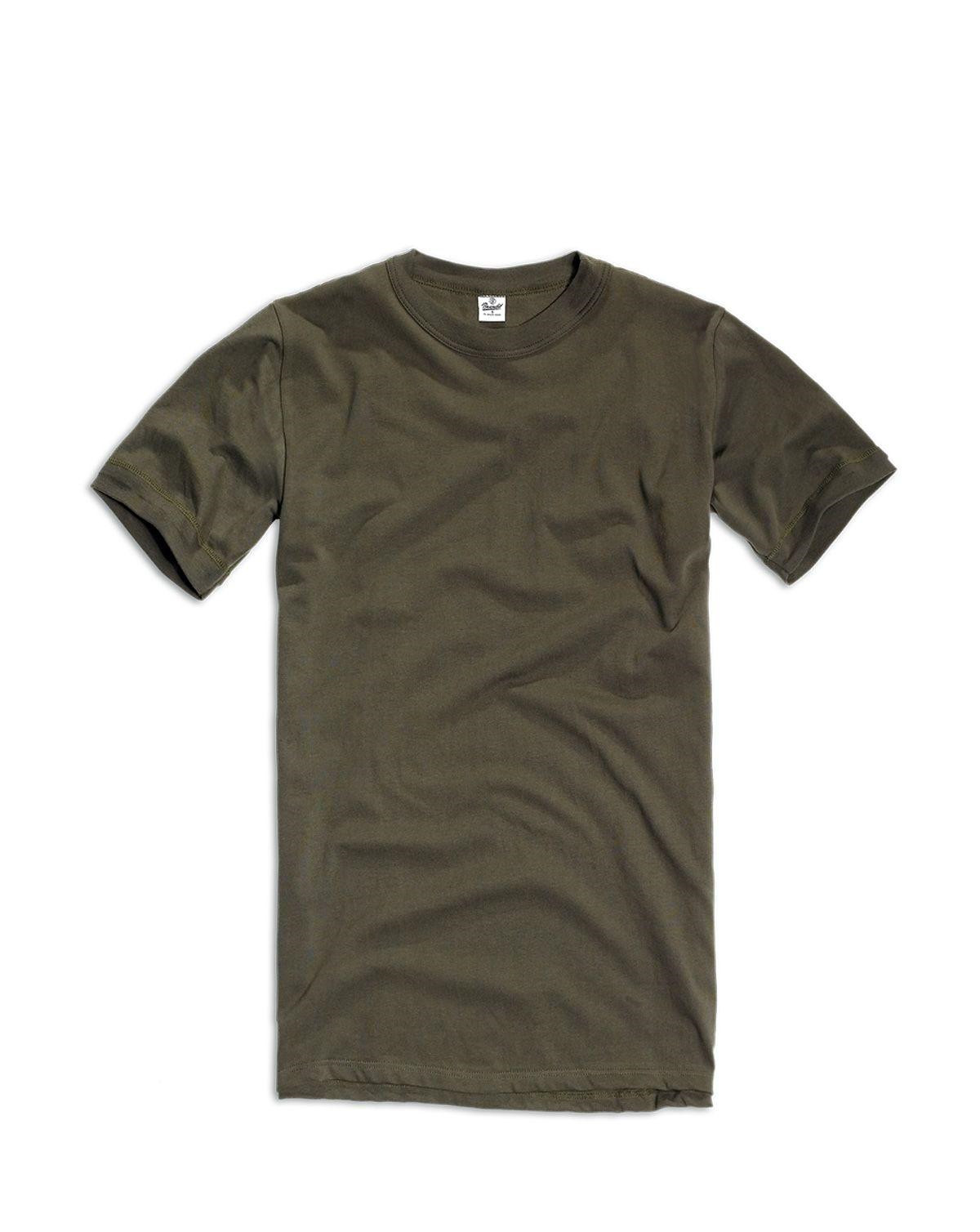 Image of   Brandit Army T-Shirt (Oliven, 2XL)