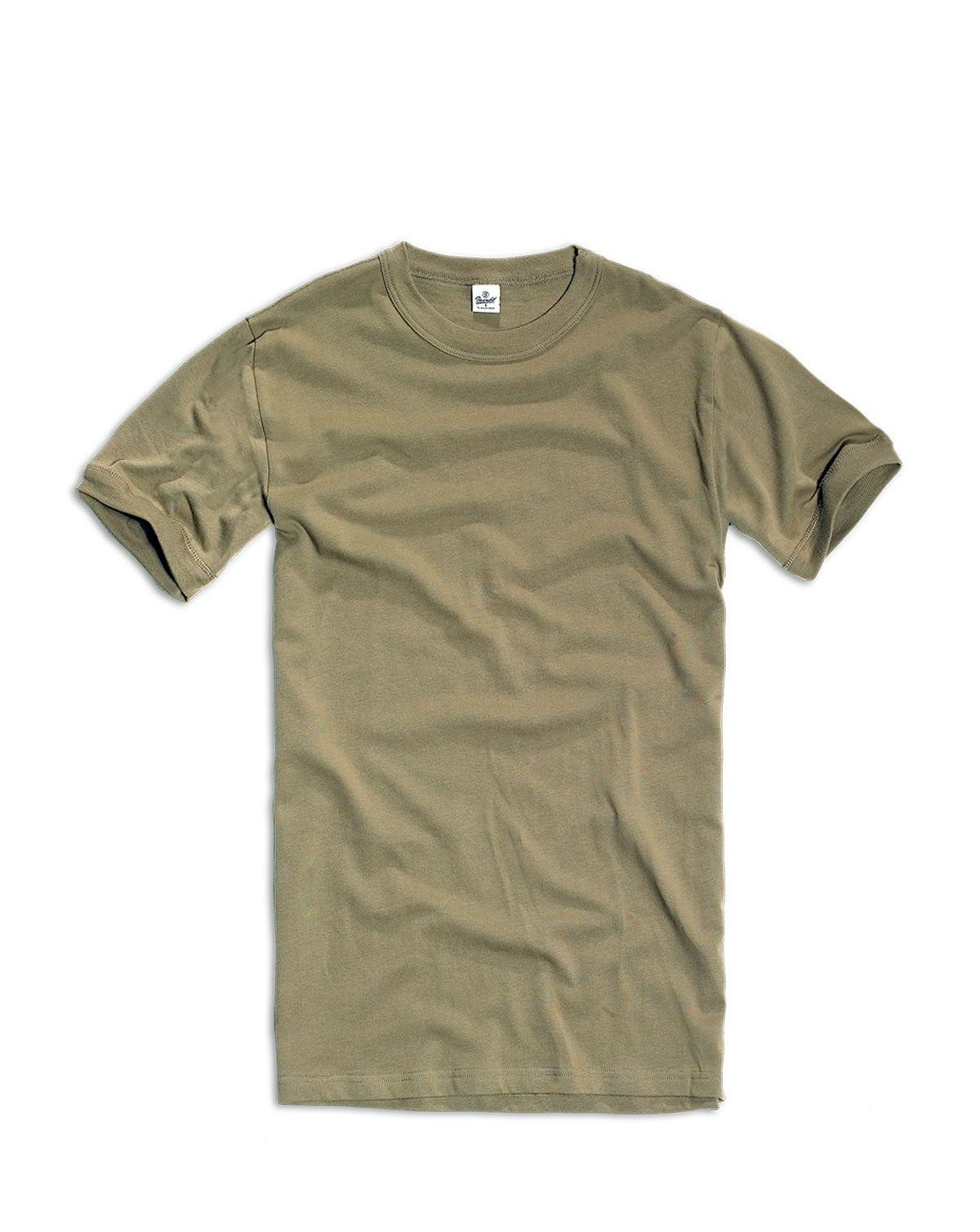 Image of   Brandit Army T-Shirt (Beige, L)