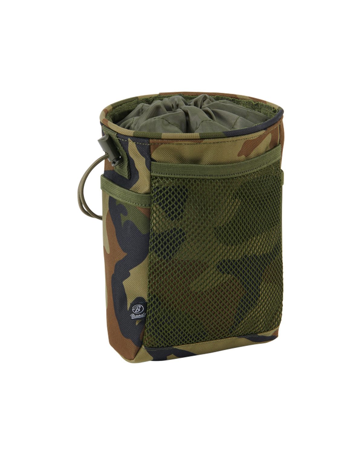 Image of   Brandit Dump Pouch MOLLE-Kompatibel (Woodland, One Size)