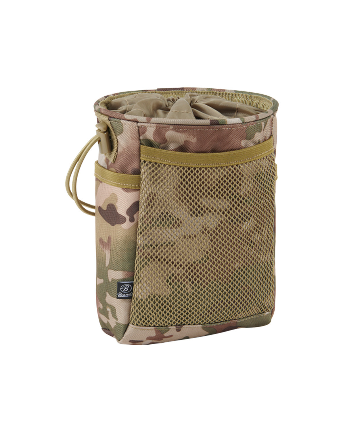 Image of   Brandit Dump Pouch MOLLE-Kompatibel (Tactical Camo, One Size)