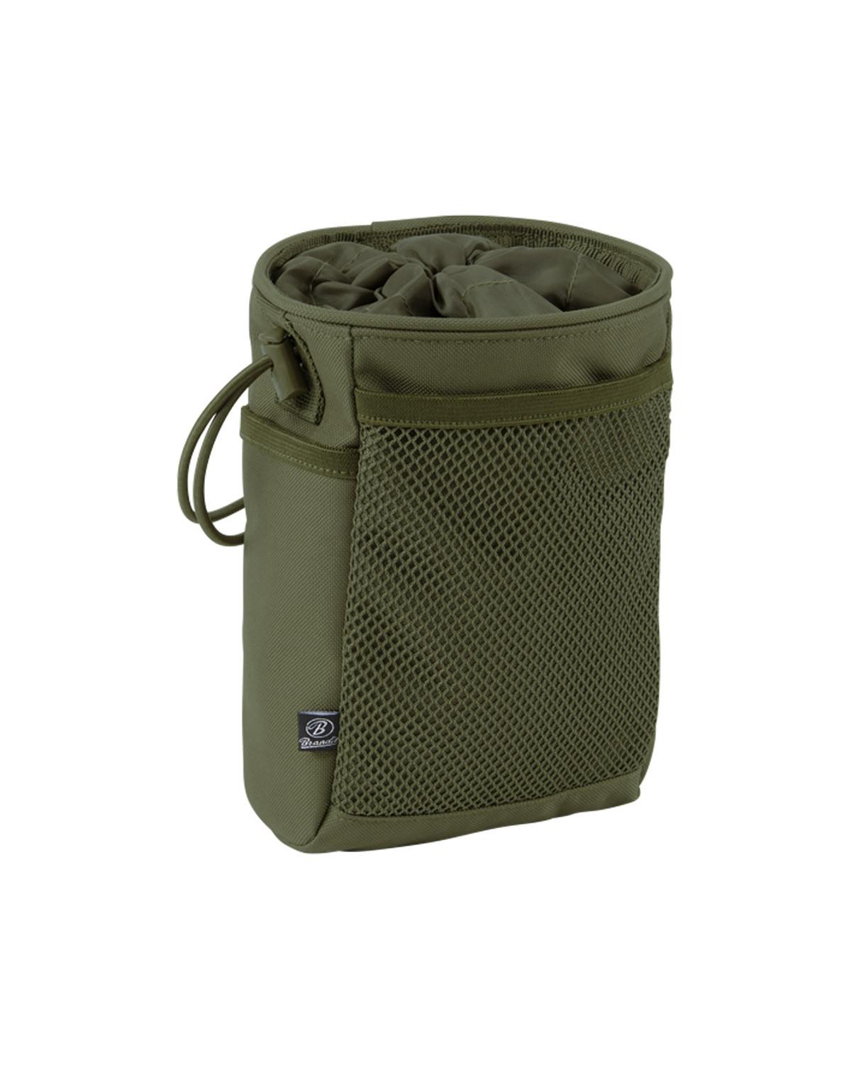 Image of   Brandit Dump Pouch MOLLE-Kompatibel (Oliven, One Size)