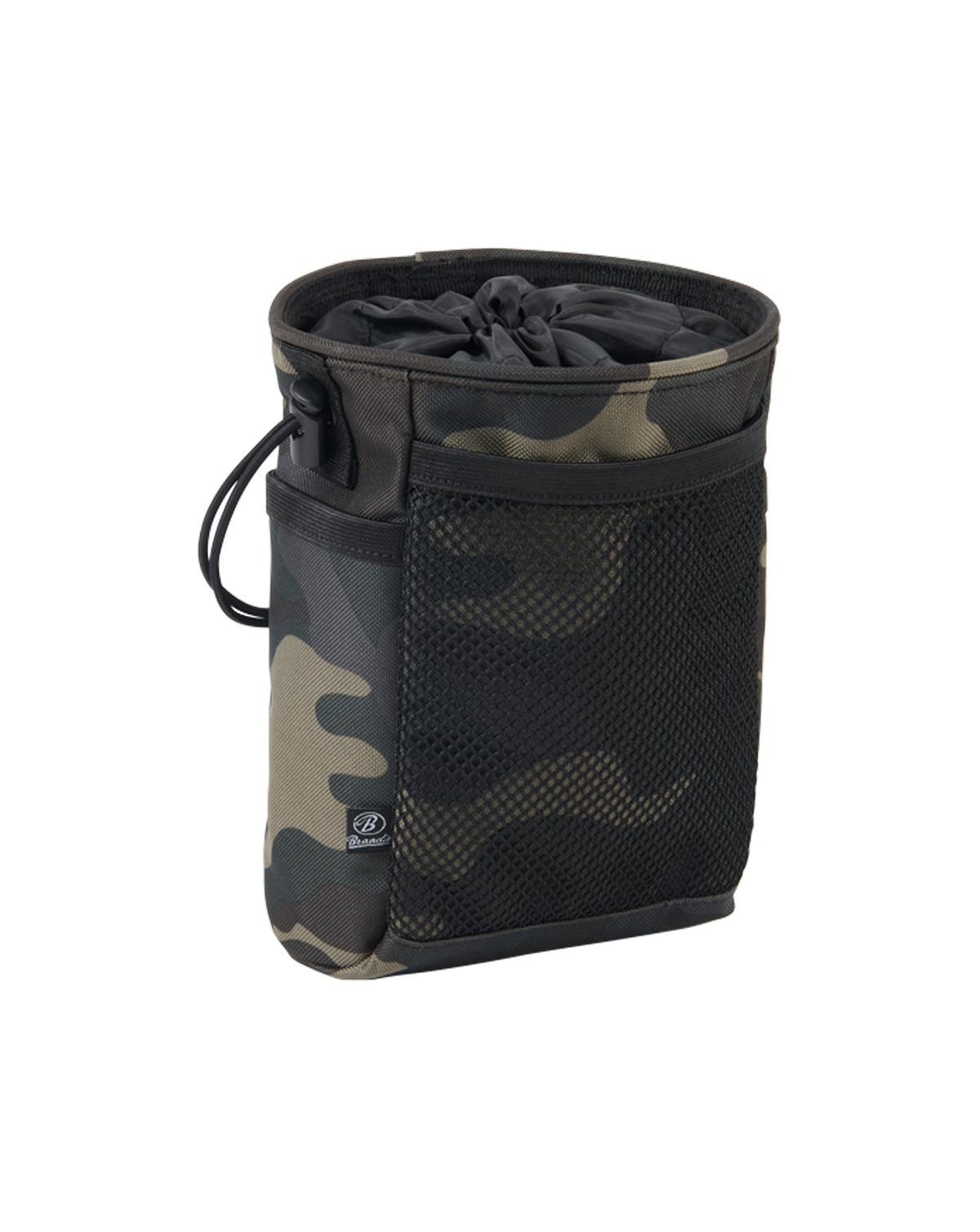 Image of   Brandit Dump Pouch MOLLE-Kompatibel (Dark Camo, One Size)