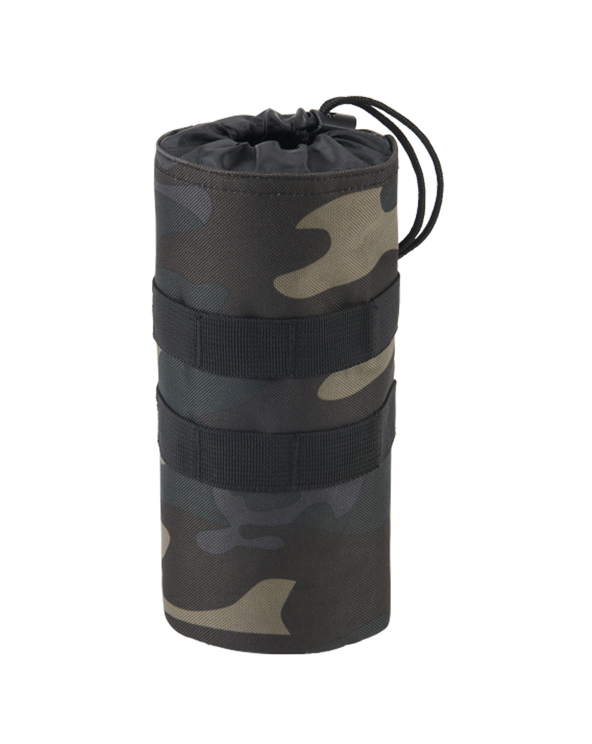Image of   Brandit Flaskeholder 1 MOLLE-kompatibel (Dark Camo, One Size)