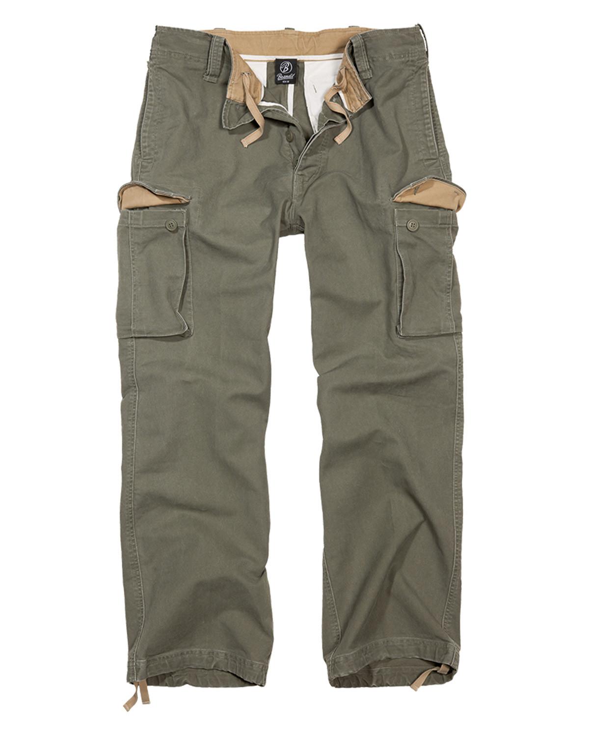 Køb Brandit Heavy Weight Bukser | Fri Fragt over 600 |ARMY STAR
