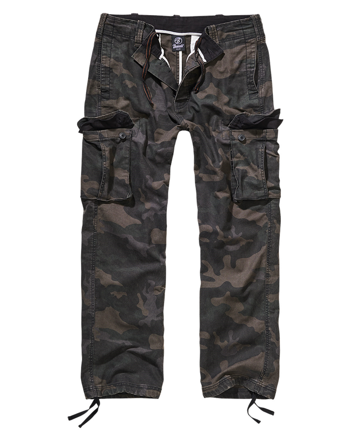 Image of   Brandit Heavy Weight Bukser (Dark Camo, 2XL)