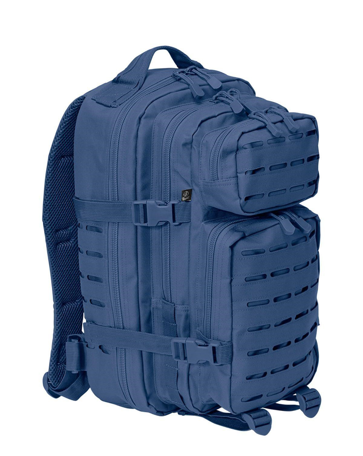 Image of   Brandit Laser Cut Assault Rygsæk - 35 Liter (Navy, One Size)
