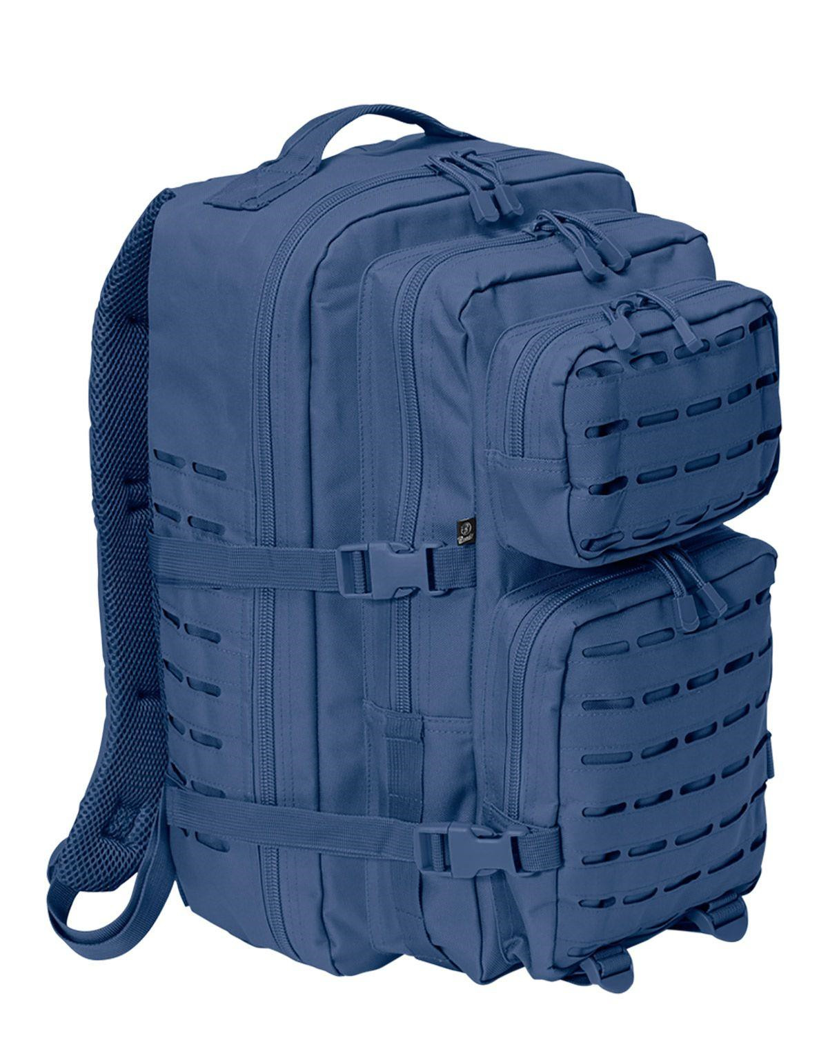 Image of   Brandit Laser Cut Assault Rygsæk - 40 Liter (Navy, One Size)