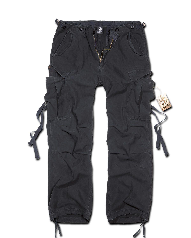Image of   Brandit M-65 Vintage Bukser (Sort, 2XL)