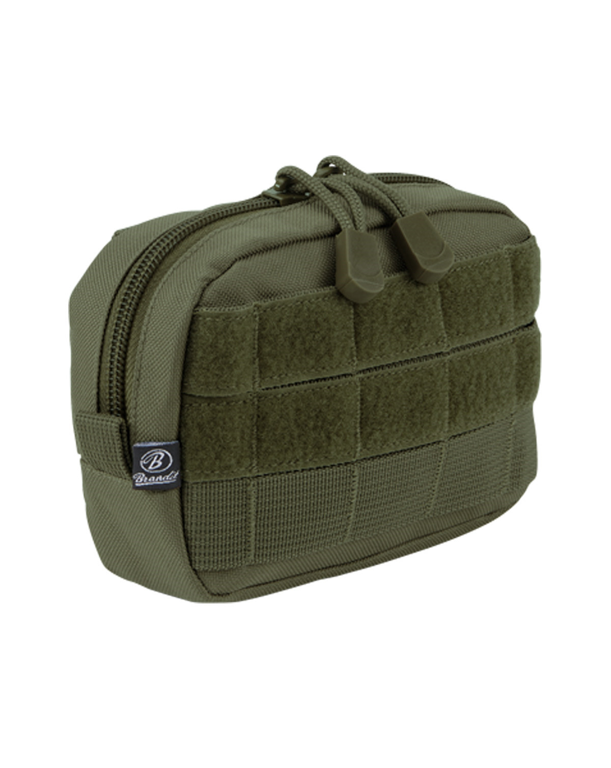 Image of   Brandit MOLLE Compact Pouch (Oliven, One Size)