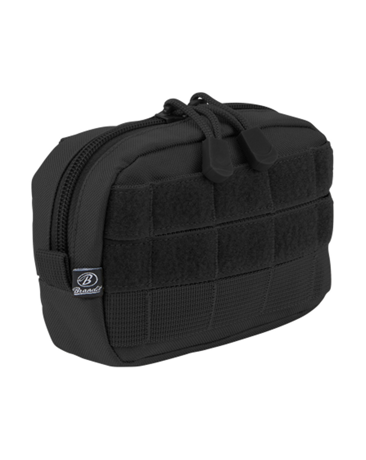 Image of   Brandit MOLLE Compact Pouch (Sort, One Size)