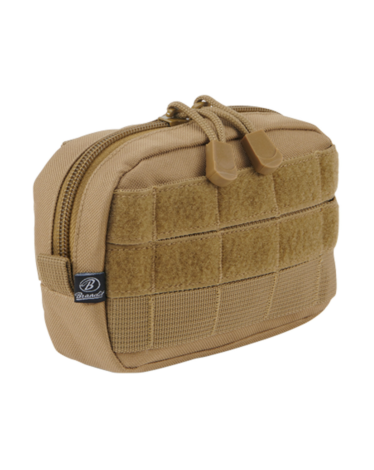 Image of   Brandit MOLLE Compact Pouch (Camel, One Size)