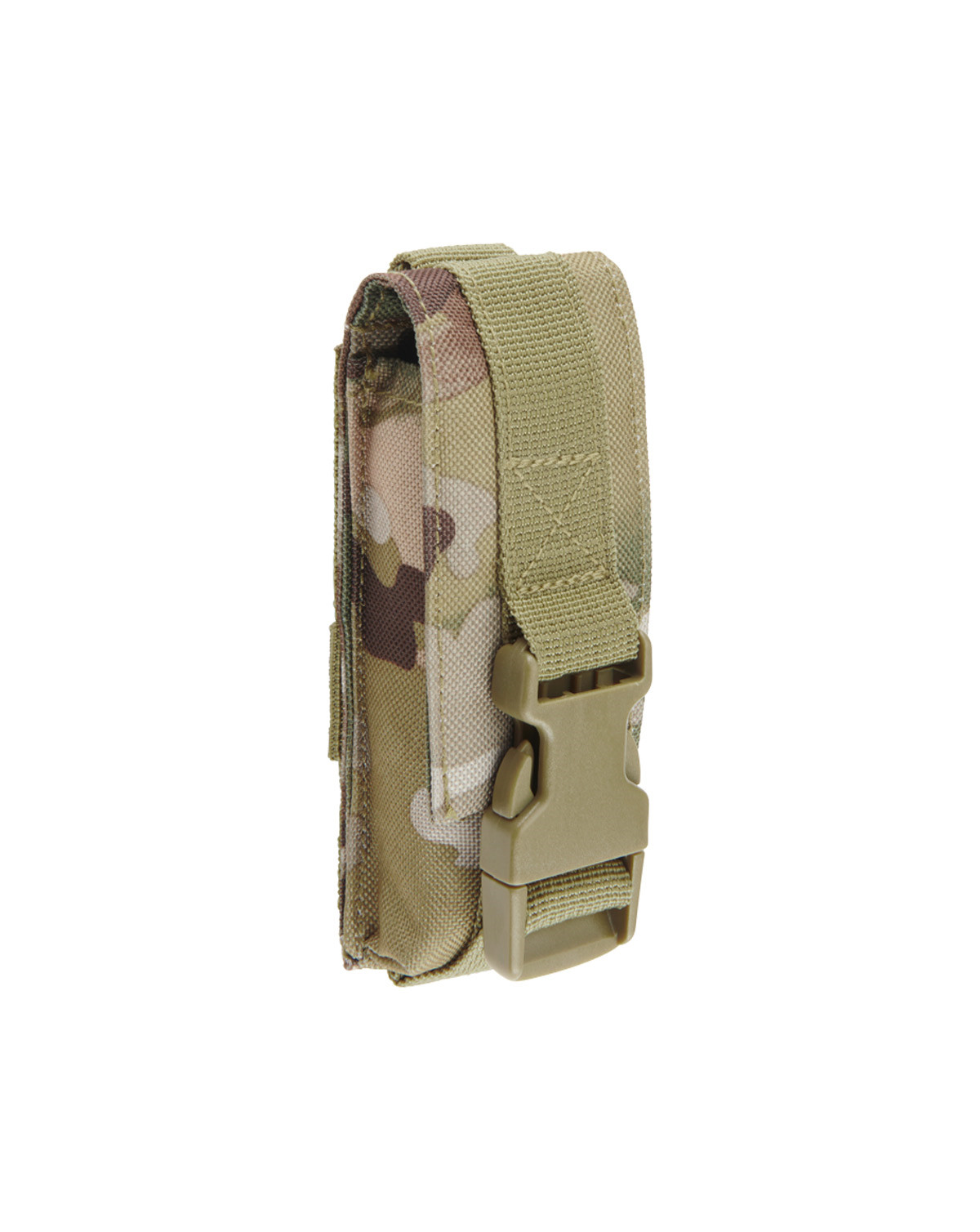 Image of   Brandit Molle Multi Pouch Medium (Tactical Camo, One Size)