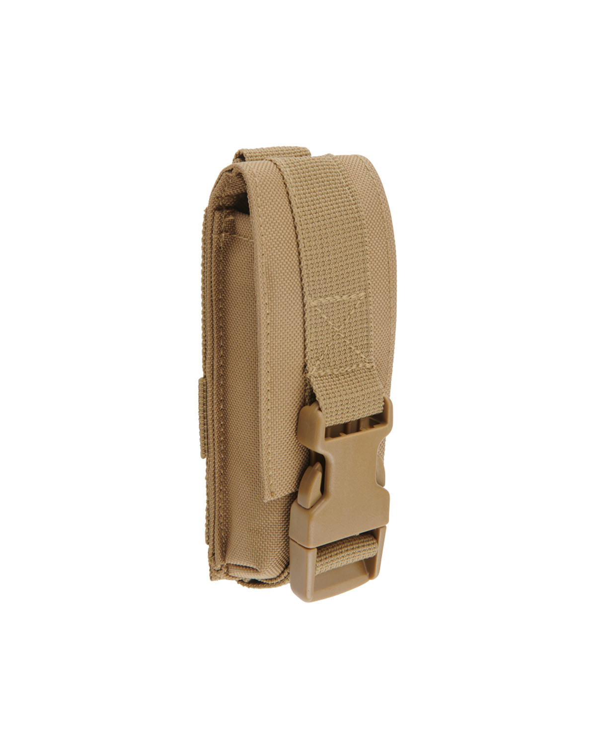 Image of   Brandit Molle Multi Pouch Medium (Camel, One Size)