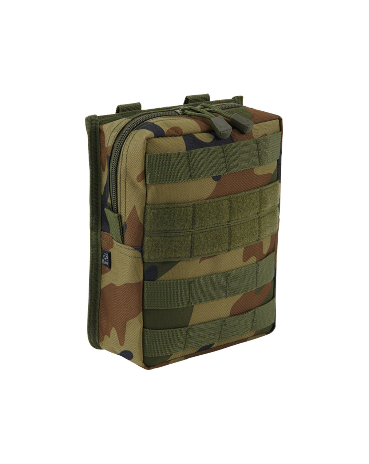 Image of   Brandit MOLLE Pouch Cross (Woodland, One Size)