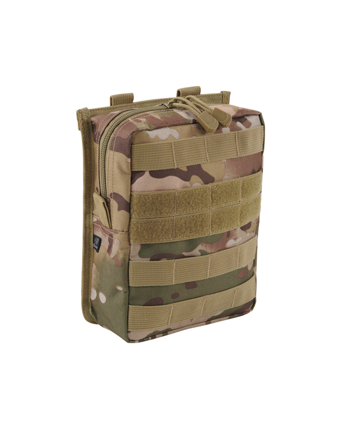 Image of   Brandit MOLLE Pouch Cross (Tactical Camo, One Size)